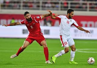 موعد مباراة الأردن وسوريا السبت 22-3-2019 ضمن بطولة الصداقة الدولية والقنوات الناقلة
