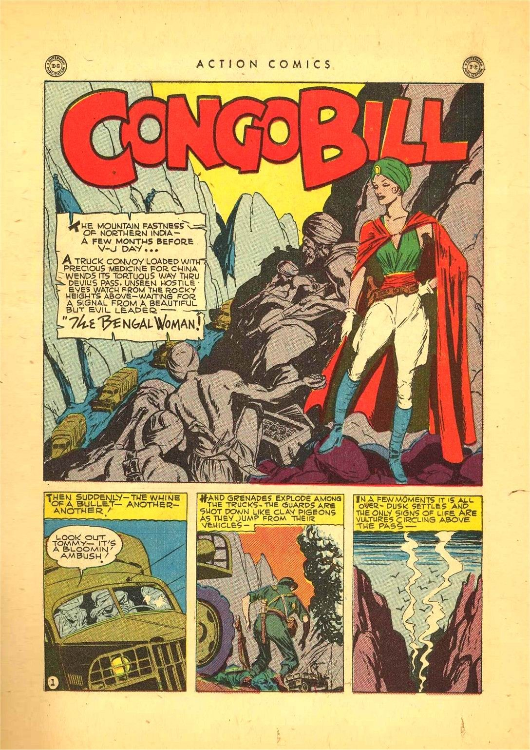 Read online Action Comics (1938) comic -  Issue #92 - 15