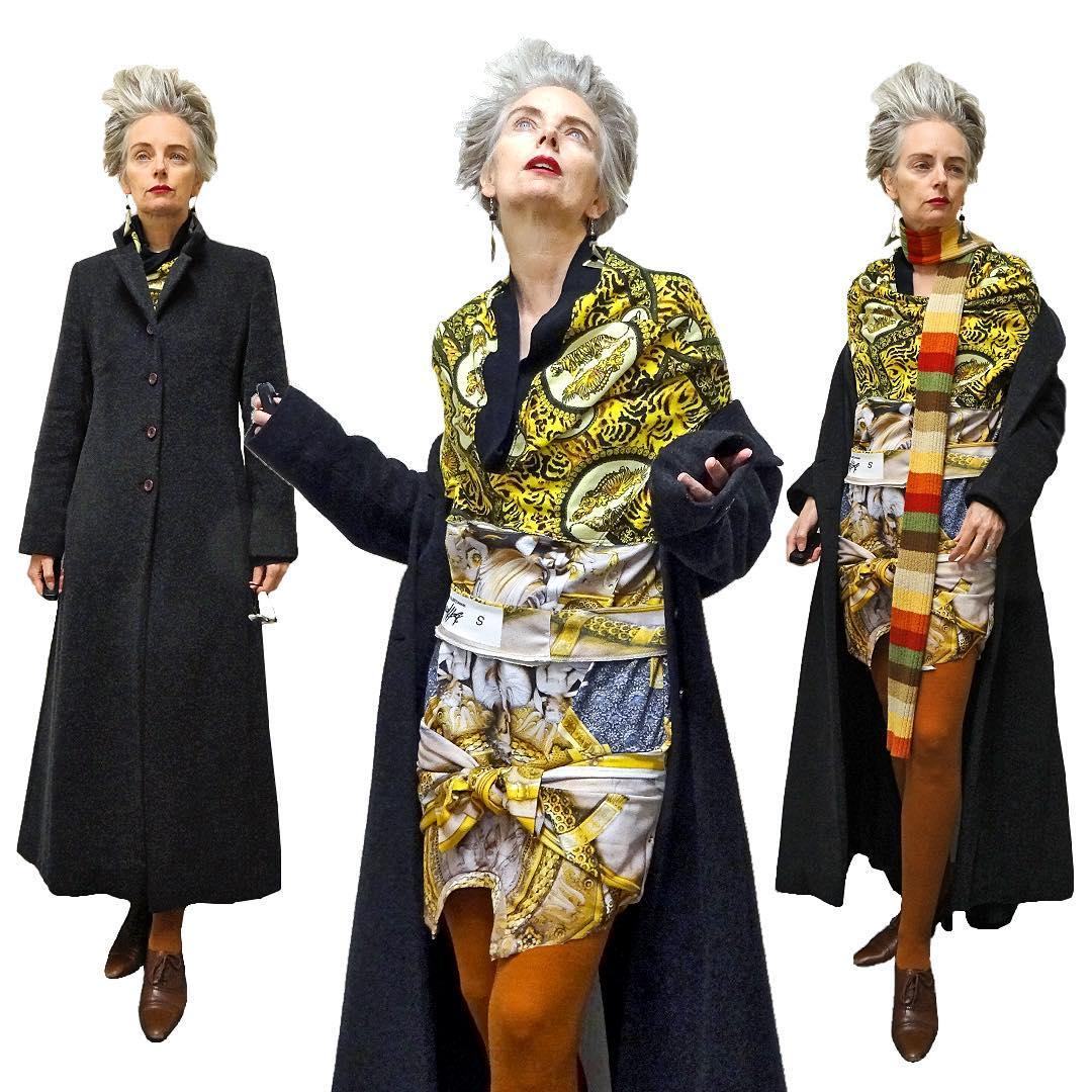 mujeres mayores de 50 Melanie Kobayashi