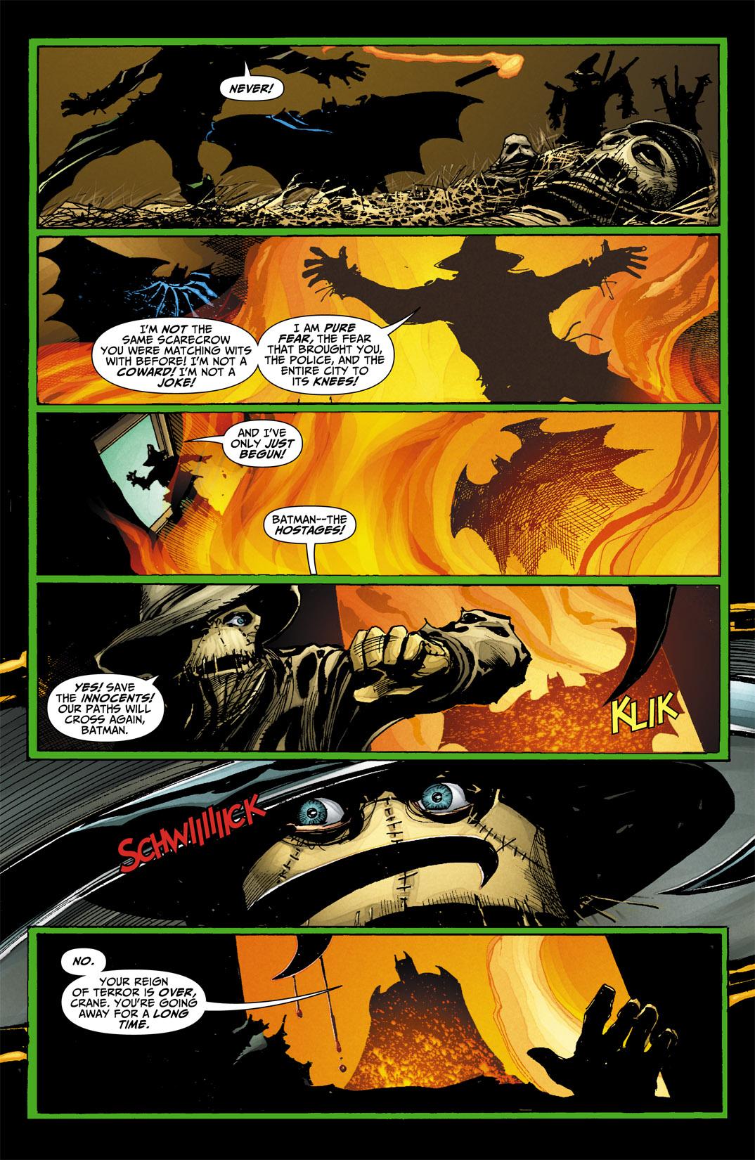 Detective Comics (1937) 836 Page 20