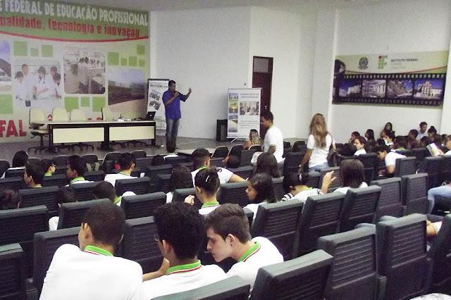 Codevasf e parceiros promovem reflexão sobre o Dia Mundial da Água em Alagoas