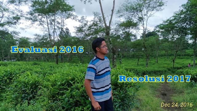 Evaluasi 2016 dan Resolusi 2017