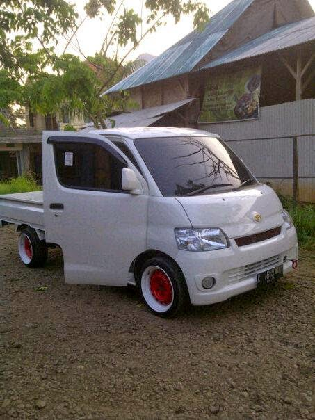 Modifikasi mobil pick up mega carry 1 5 grand max futura ...