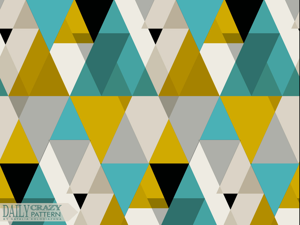 Cool geometric pattern