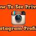 How To See Someones Instagram When Private