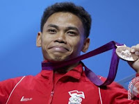 Perolehan medali Atlet Indenesia di olimpiade Rio 2016