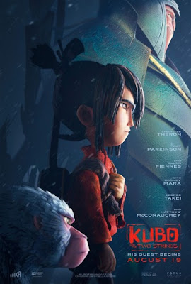 Poster Film | Kubo and the Two Strings
