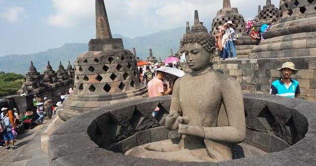 Descriptive Text Borobudur Temple Tour Outbound Borobudur