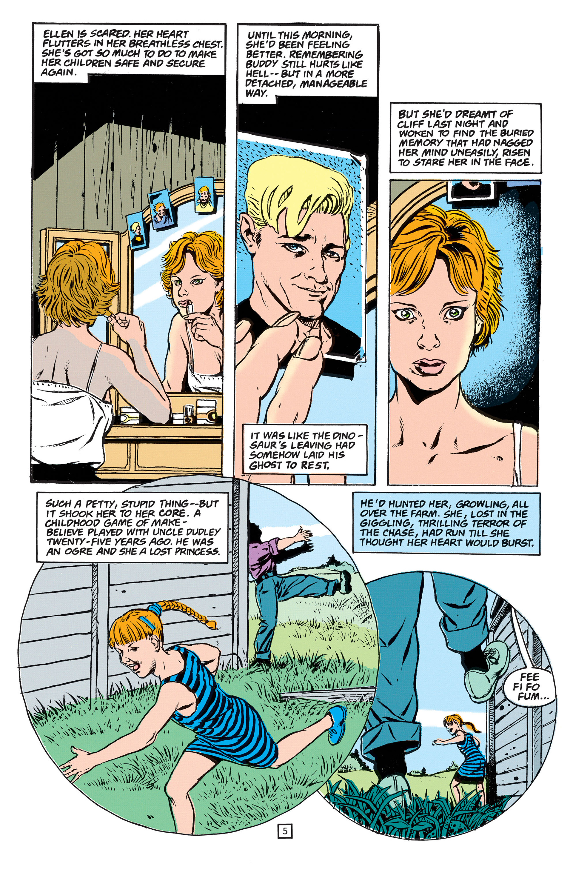 Read online Animal Man (1988) comic -  Issue #55 - 6