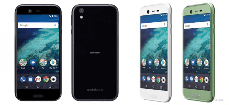 Sharp Announces X1, A Smartphone On Android One Platform