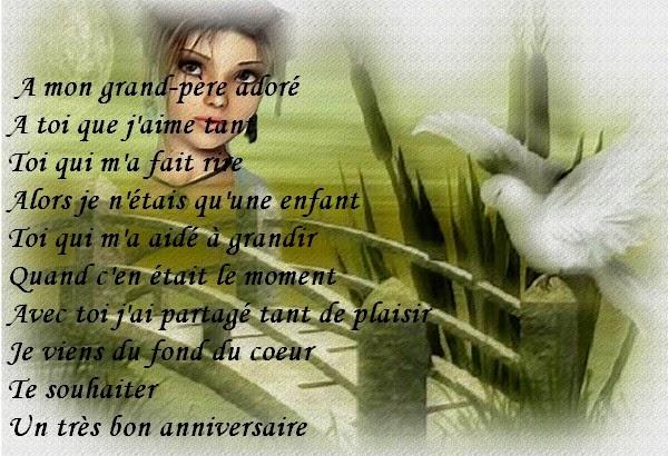 anniversaire décès de mon père