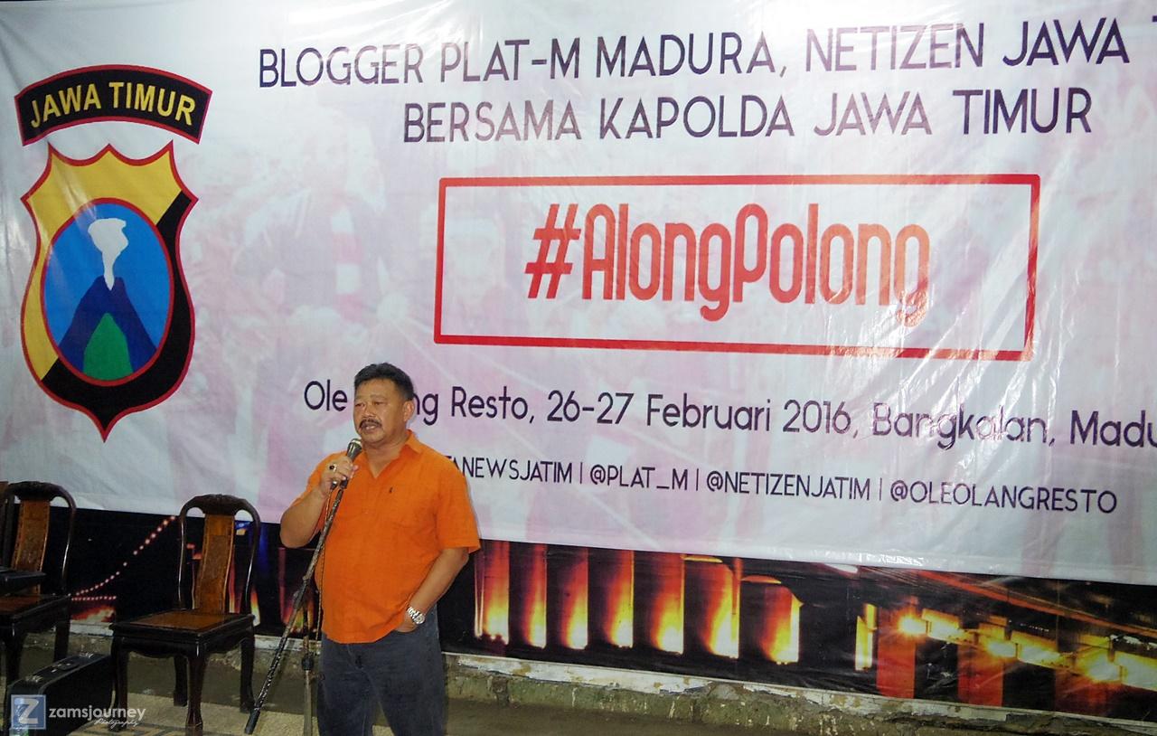 Kapolda Jawa Timur Anton Setiadi
