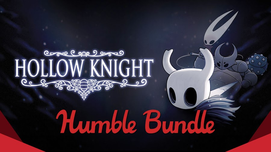 hollow knight sale humble monthly bundle november team cherry