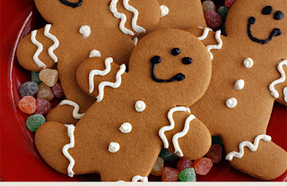 BISCOTTI GINGER BREAD
