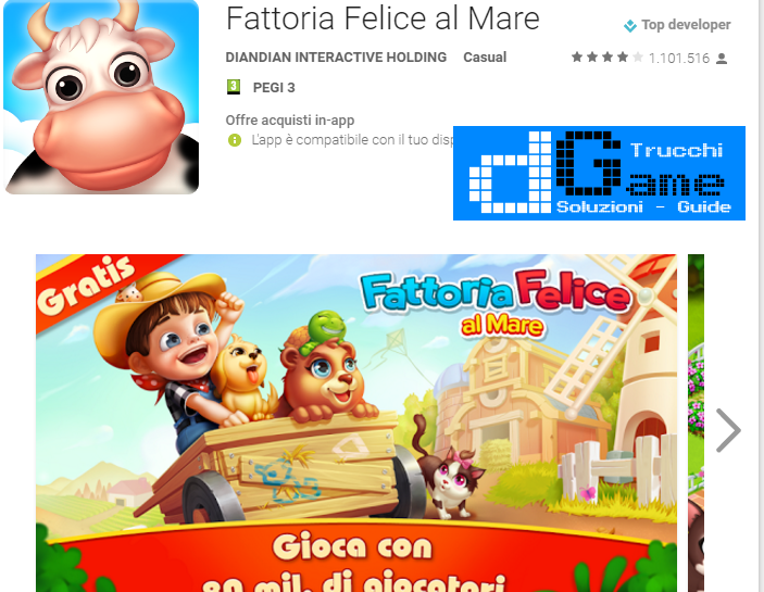 Trucchi Family Farm Seaside Mod Apk Android v4.0.100