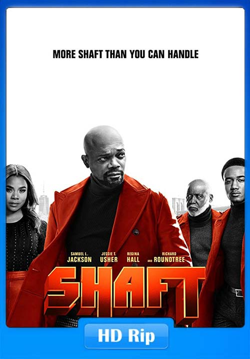 Shaft 2019 720p WEBRip x264 | 480p 300MB | 100MB HEVC