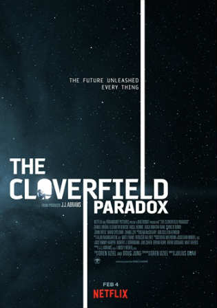 The Cloverfield Paradox 2018 WEB-DL 850MB English 720p ESub