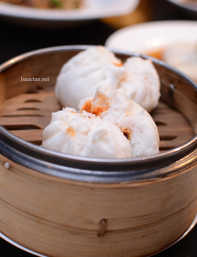 Steamed Barbecue Pork Bun