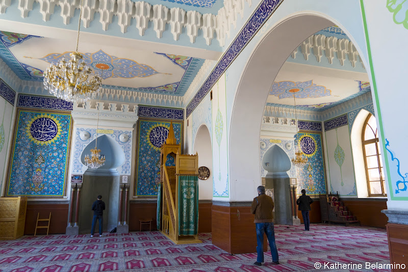 Tbilisi Mosque Things to Do in Tbilisi Georgia