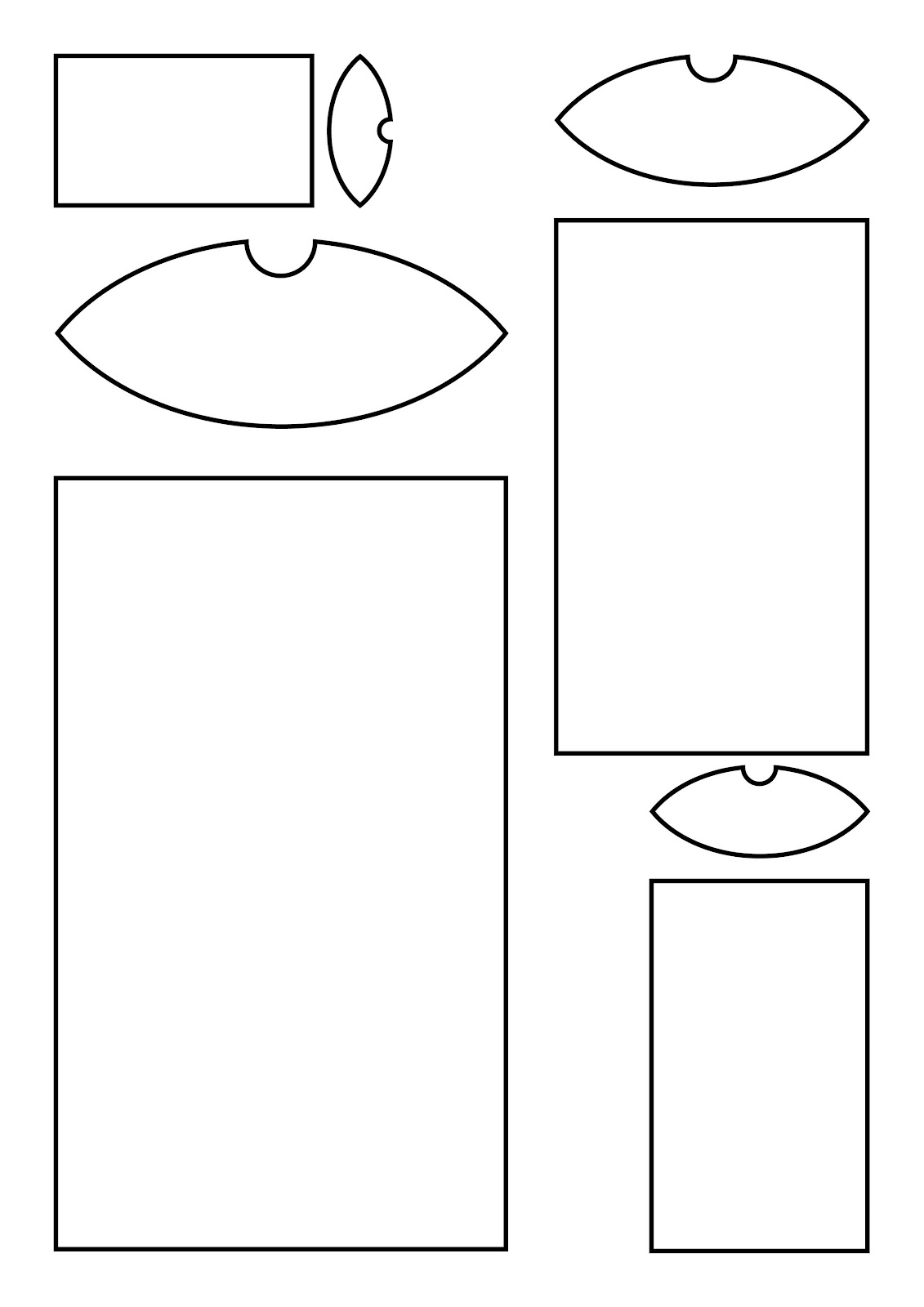 pillow box basteln vorlage wohn design. Black Bedroom Furniture Sets. Home Design Ideas