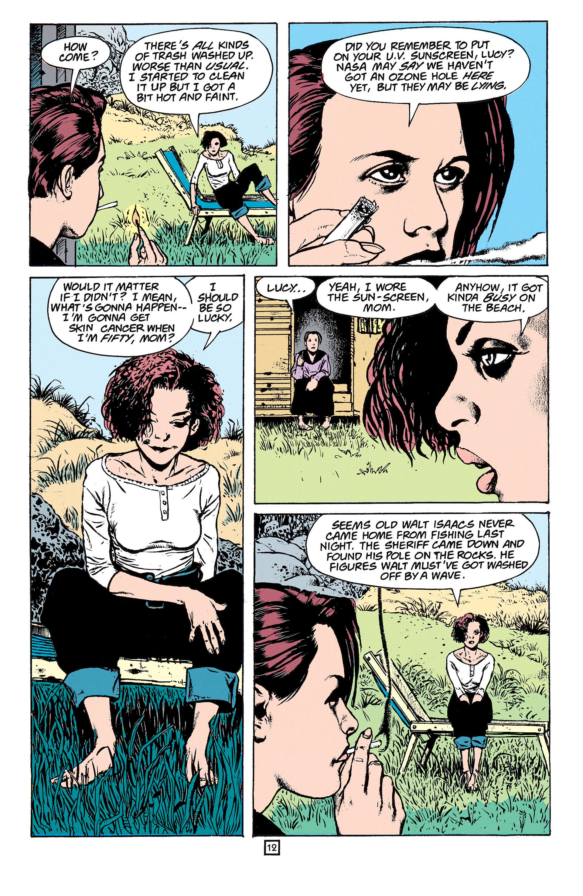 Read online Animal Man (1988) comic -  Issue #61 - 13