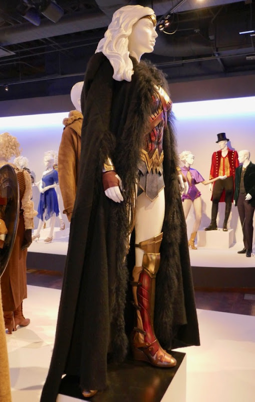 Gal Gadot Wonder Woman film costume
