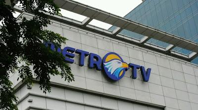 Terbukti Lebih Banyak Beritakan Paslon 01, Metro TV Dipanggil KPI