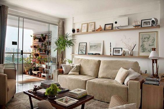15 dicas e 51 inspira es para decorar a parede atr s do for Decorar casa 3d online