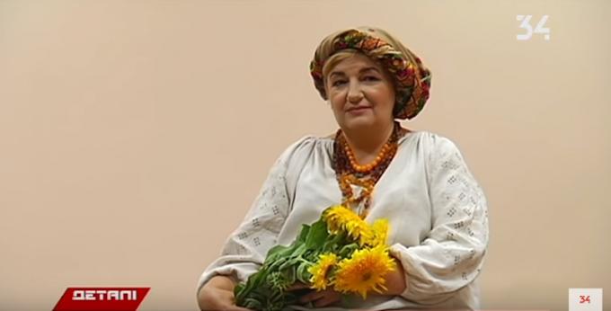 «Захусткована краса»: в Сети высмеяли украинствующий календарь деградирующего в село Днепропетровска