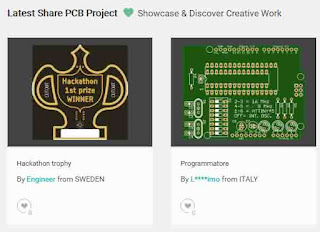 Share your PCB design in PCBWay community