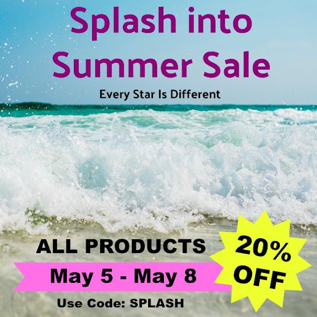 Splash into Summer Sale!