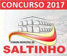 Concurso Câmara Municipal de Saltinho 2017