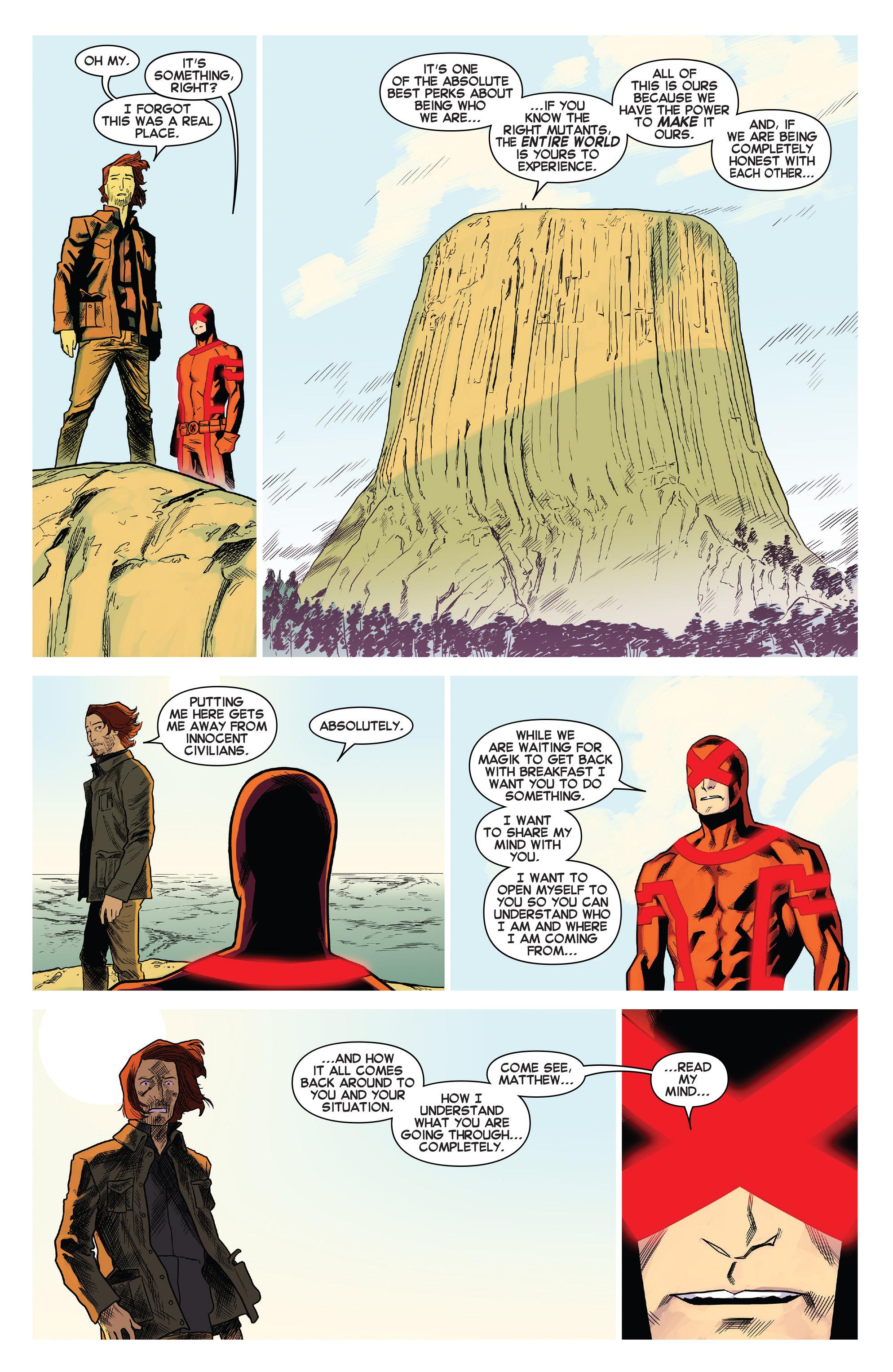 Read online Uncanny X-Men (2013) comic -  Issue #28 - 6