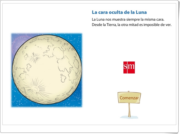 """""""La cara oculta de la Luna"""" (Ciencias Sociales de Primaria)"""