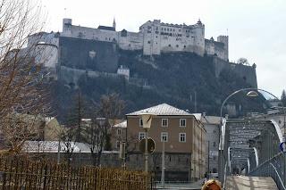 Fortaleza de Hohensalzburgo.