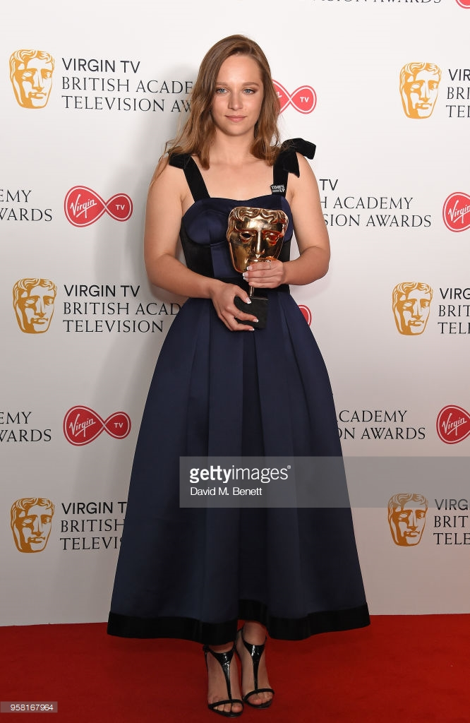 molly windsor look bafta
