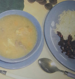 Cocina Ecuatoriana - Sancocho Mereño