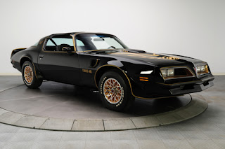 Feast Your Eyes On This 1979 Pontiac Trans Am Coupe