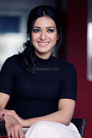 Catherine Tresa Latest Stills in Tight Black shirt ~  Exclusive 15.JPG