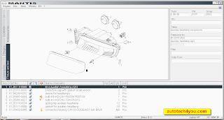ManTIS Parts catalog