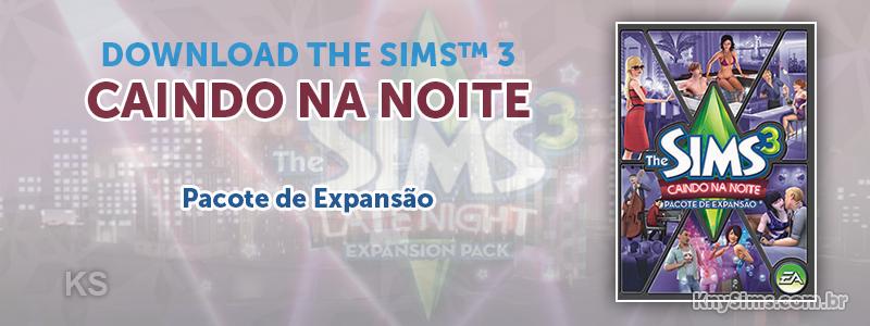the sims 3 caindo na noite tpb