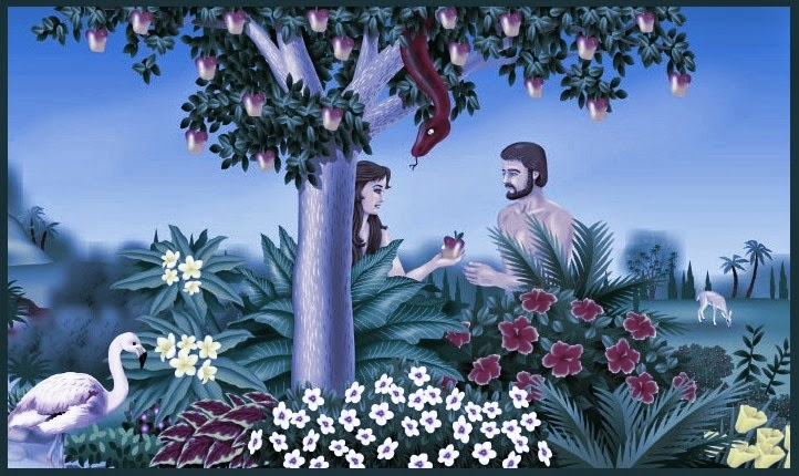 Adam And Eve Short Story