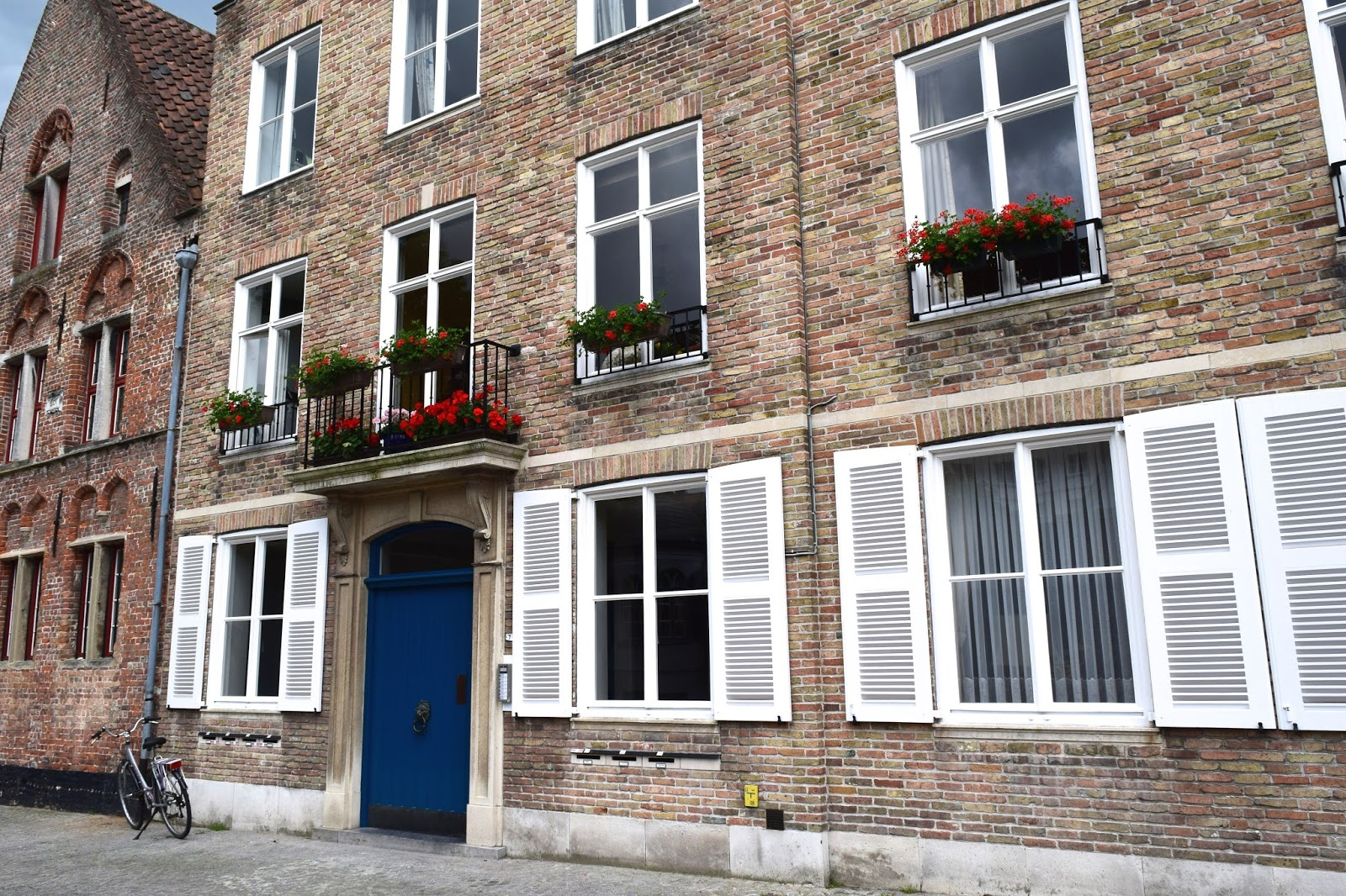 Moments in Bruges // Photo Diary