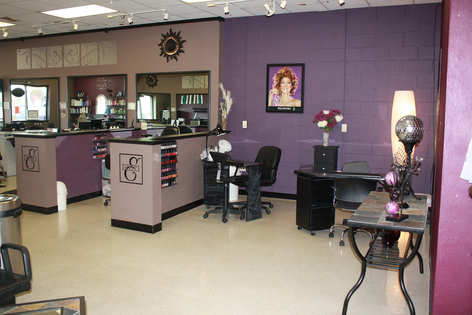Eclips Salon: Salon Tour