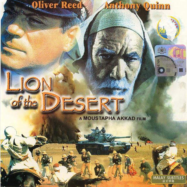 Image result for Lion of the Desert