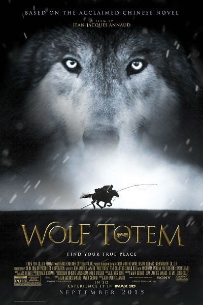 [MASTER แท้มาแล้ว ] WOLF TOTEM (2015) เพื่อนรักหมาป่าสุดขอบโลก [MASTER][1080P HQ][เสียงไทยมาสเตอร์ 5.1]