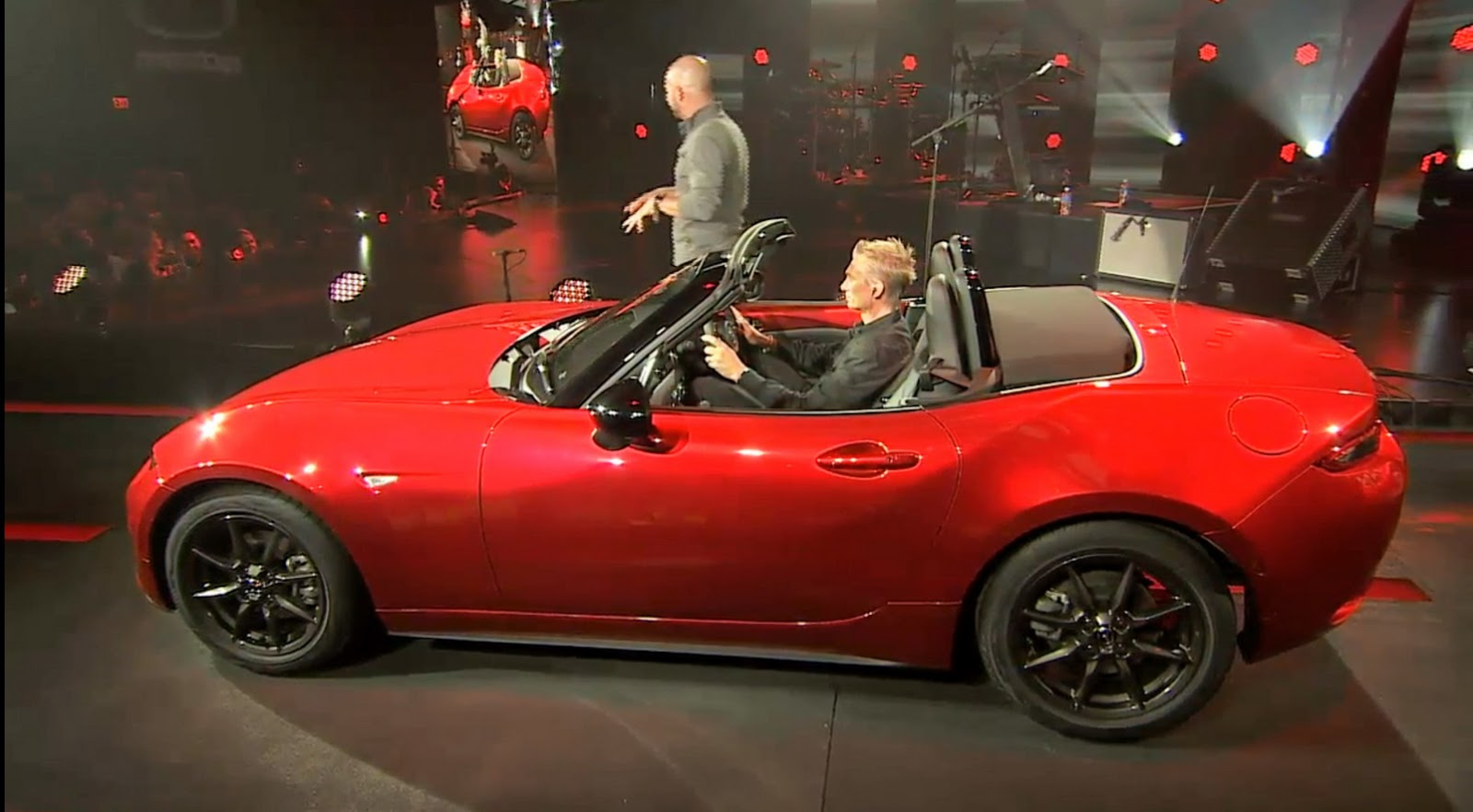 this is the all new 2016 mazda mx 5 24 photos updated. Black Bedroom Furniture Sets. Home Design Ideas