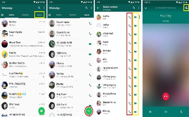 Cara Menggunakan Panggilan Suara Dan Video Grup WhatsApp