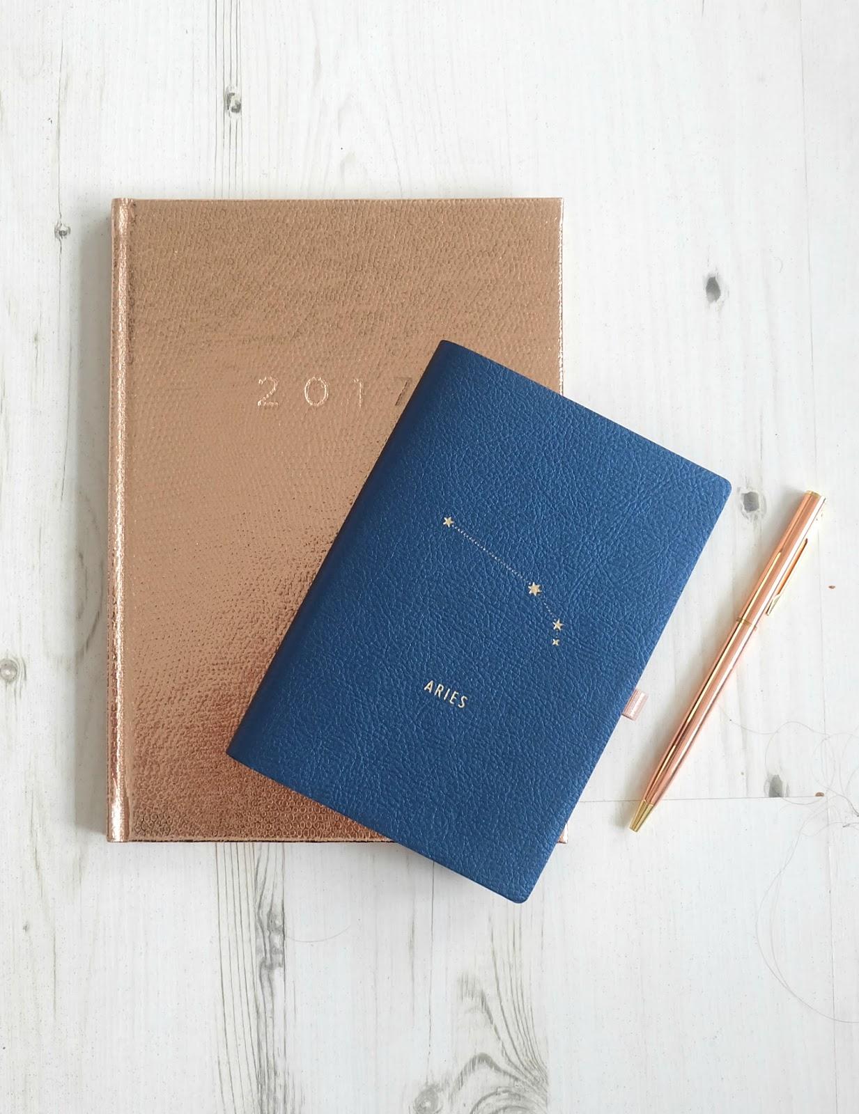 anthropologies aries notebook