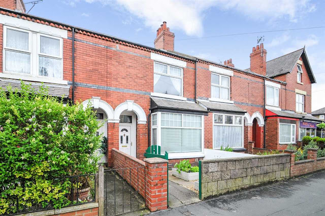 Harrogate Property News - 3 bed terraced house for sale King Edwards Drive, Harrogate HG1